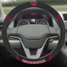 Oklahoma Sooners  Embroidered Steering Wheel Cover