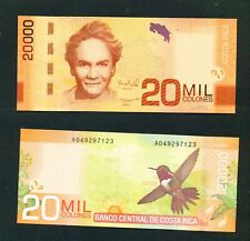More details for costa rica - 2012 20000 colones unc banknote