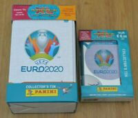 Panini Adrenalyn XL Uefa Euro EM 2020 Classic Mega Tin + Mini Tin Box Limited