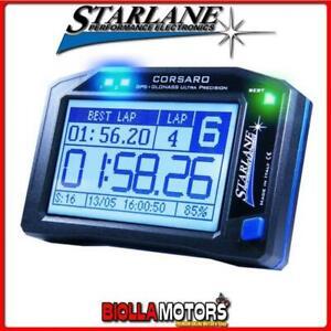 CORS Cronometro STARLANE CORSARO-R GPS + GLONASS con Display Touch Screen Monocr