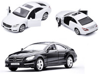 Mercedes Benz CLS 63 AMG Diecast Model Car Vehicle Collection Pull Back Toy Gift