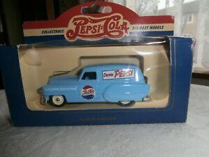 collectable Pepsi Cola 1953 Pontiac delivery van 61004, used, vgc, boxed