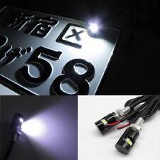12V White 5730-Smd Bolt-On Led License Plate Lights For Car or Motorcycle Bike(Fits: Neon)