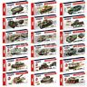 Hataka Acrylic Model Vehicles Paint Set AFV WW2 Modern Camo Weathering Colours