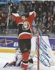 Ottawa Senators Brian McGrattan Signed Autographed 8x10 Photo COA