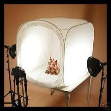Lichtwürfel Ministudio Fotozelt Lichtzelt 80x80x80cm