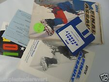 Complete Commodore Amiga Final Assault Video Game Computer System