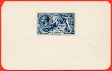 SG. 401. N66 variety. 5/- DIE PROOF. A very fine example of this RARE proof.