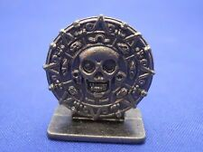 Scene It? Pirates Of The Caribbean Aztec Cursed Treasure Coin Replacement Token