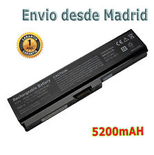 PA3817U-1BRS Batería para TOSHIBA SATELLITE PRO 3000 C650 C660 C660D L510 L600