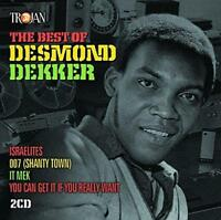 Desmond Dekker - The Best Of Desmond Dekker (NEW 2CD)