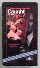 gregory harrison CAUGHT UP IN THE ACT leslie hope   VHS VIDEOTAPE screener