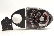 @ Ship in 24 Hours! @ Vintage Sekonic Studio Deluxe L-28 C2 Exposure Meter