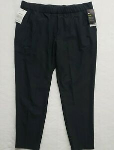 Nike NEW Womens XXL Black Flex UV Victory Golf Pants BV0174-010 $90