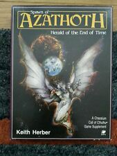 Call of Cthulhu. Spawn of Azathoth Box Set. Very good and unused condition.