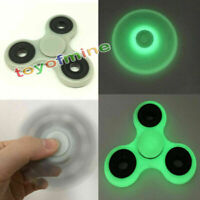 Glowing 3D Fidget Hand Spinner EDC Stress Relief Focus Toys ADHD For Adults Kids