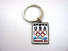 Collectible Keychain: Team USA Vancouver 2010 Olympics