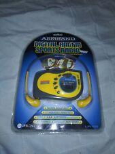 Lifelong Armband Digital AM FM Radio W Adjustable Armband Water Resistant 10...