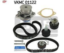 SKF VKMC 01122 Pompe à eau + kit de courroie de distribution Skoda VW 1.4 16V