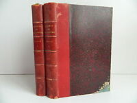 De François Coppee Poemas Prosa 2 Volúmenes Ilustraciones Lemerre 1886-90