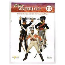 del Prado Relive Waterloo Magazine No.117 Mbox3619/I Napoleon's Light Cavalry