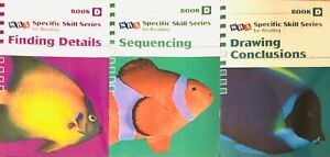 SRA Specific Skill Series For Reading 2006 Level D 9 Books OC Selective Scholars