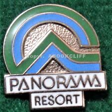 SKI PANORAMA RESORT at INVERMERE B.C. Pin VARIETY 2