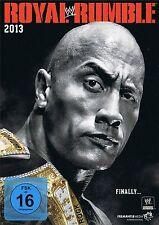 WWF Royal Rumble 2013 DVD Orig WWE Wrestling The Rock