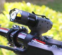 3-IN-1 LED Fahrradlampe Set Vorderlicht Rücklicht Fahrrad Beleuchtung 360° *NEU*