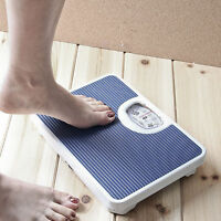 BathRoom Analog Scale Weight Mechanical Health Scale Max 130kg are