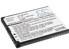 3.7V battery for Nokia BL-5F, X5-SCDMA, C5-SCDMA, N96, 6290, 6710 Navigator, N93