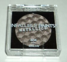 L'Oreal Paris Infallible Paints For Eyes Metallics Caged 404 New & Sealed