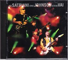 G3 - Live In Concert by G3; Joe Satriani; Eric Johnson; Steve Vai ( 1997 Sony
