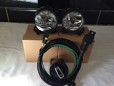 VW T5 Transporter LED Fog Light Kit 03-09 BEST ON EBAY With Top Quality Harness