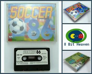 SOCCER 86 BY LORICIELS FOR AMSTRAD CPC CASSETTE