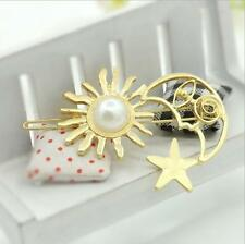 Wholesale Fashion Clips Claw Alloy Hairpins Metal Clamp Hair