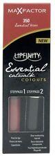 Max Factor Lipfinity Essential Catwalk Lipstick- 350 Brown