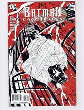 DC Comics, batman cacophony #3 2009 - NM (Unread copy)