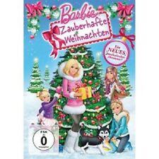 BARBIE ZAUBERHAFTE WEIHNACHTEN -  DVD NEUWARE (REGIE: OWEN HURLEY)