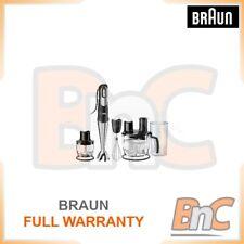 Handheld Blender Braun MQ785 Patisserie 750W Electric Mixer Smoothie Maker