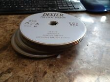 Dexter The Complete Series on (24-disc Blu Ray) Seasons 1 2 3 4 5 6 7 8