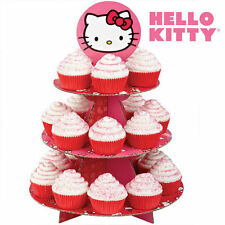 Hello Kitty Cupcake Treat Stand from Wilton 7575 - NEW