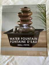 Ashland Water Fountain Indoor/outdoor Lights BRAND NEW IN BOX