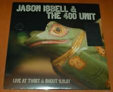 """Jason Isbell Live At The Twist & Shout 11.16.07 - Sealed RSD 2018 12"""" Single"""
