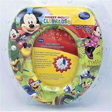 Mickey Mouse Clubhouse Soft Potty Seat Disney Padded Comfort Potty Training Kids