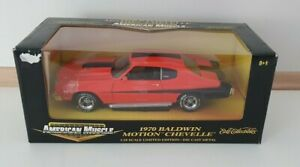 1970 Baldwin Motion Chevelle Ertl 1:18