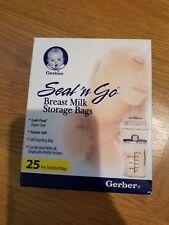 6 breast milk storage bags