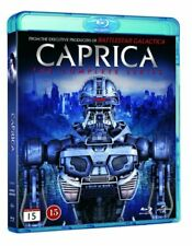 Caprica The Complete Series 5-disc Blu Ray