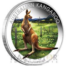 2014 AUSTRALIA KANGAROO – WORLD MONEY FAIR – BERLIN COIN SHOW SPECIAL – SOLD OUT