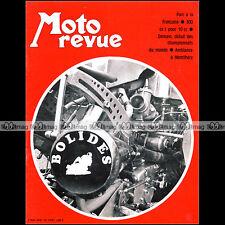 MOTO REVUE N°1978 KAWASAKI 350 AVENGER BMW R60 HONDA CB 77 COUPES AGE D'OR 1970